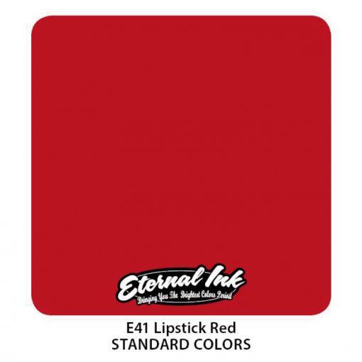 Lipstick Red de Eternal Ink