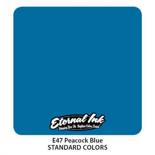 Peacock Blue de Eternal Ink