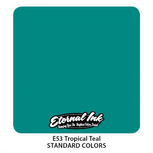 Tropical Teal Eternal Ink