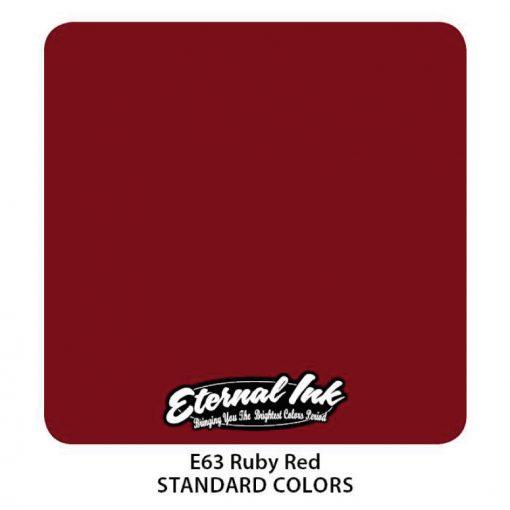 Ruby Red Eternal Ink
