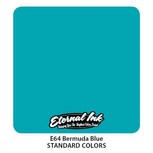 Bermuda Blue Eternal Ink
