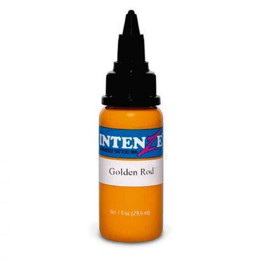 Golden Rod by Intenze