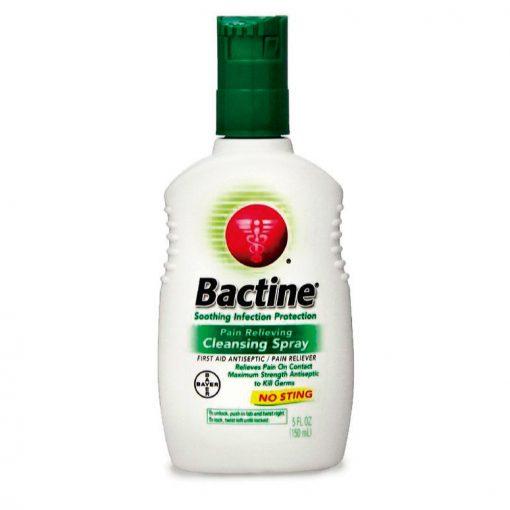 Spay Bactine