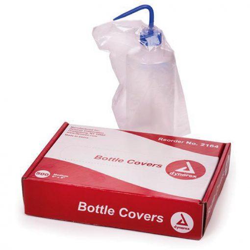 Cubiertas de botellas