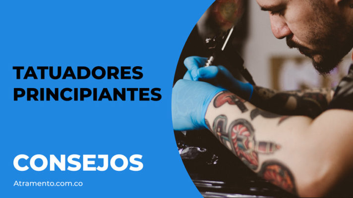 Tatuadores principiantes