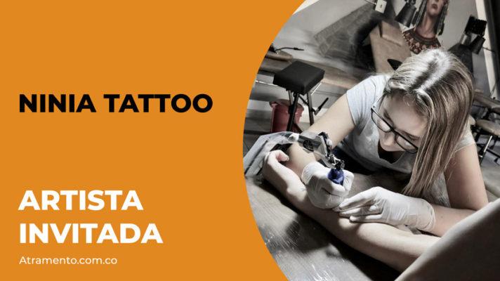 ninia tattoo